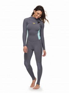 WMS WETSUIT ROXY 2019 4/3mm SYNCRO SERIES CZ GBS