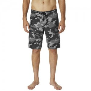 BOARDSHORTY FOX OVERHEAD STRETCH BS BLACK CAMO