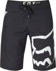BOARDSHORT FOX STOCK BLACK