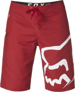 BOARDSHORT FOX STOCK CARDINAL