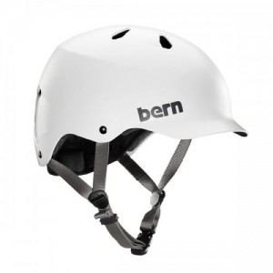 KASK BERN WATTS SATIN WHITE