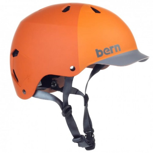 KASK BERN WATTS ORANGE