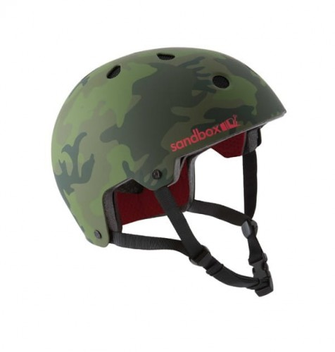 KASK WAKEBOARDOWY 2019 SANDBOX LEGEND LOW RIDER - CAMO