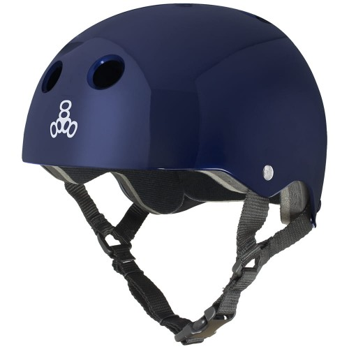 KASK TRIPLE8 BLUE METALLIC