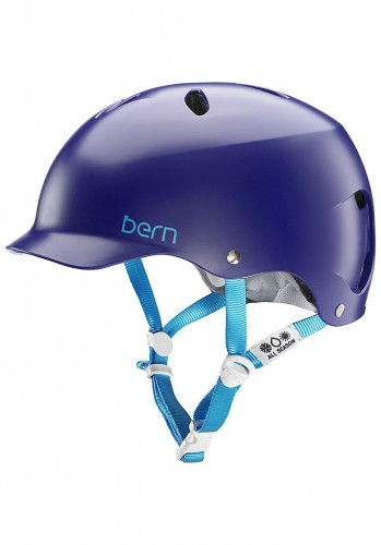 KASK BERN LENOX WMN SATIN MIDNIGHT