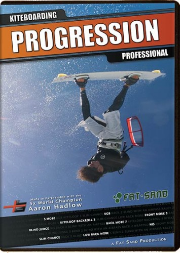 Progression: Professional DVD (PAL)