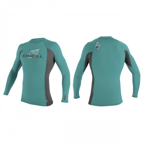 O'NEILL lycra SKINS L/S CREW mineral/graph