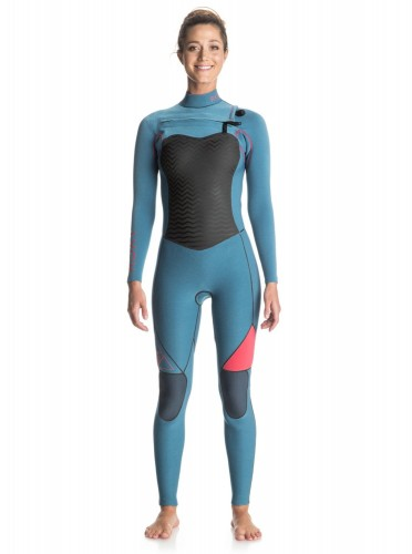 DAMSKA PIANKA NEOPRENOWA Roxy Performance 4/3mm CZ Wetsuit LEGION BLUE