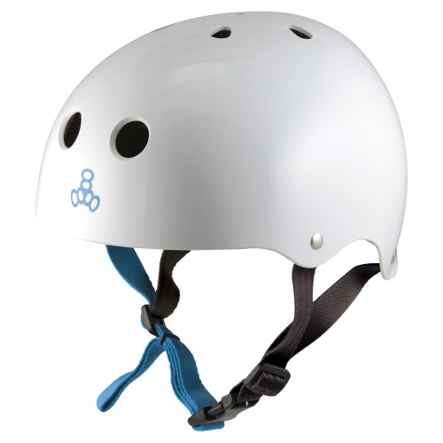 KASK TRIPLE8 WHITE